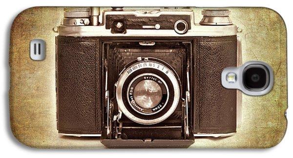 Manual Galaxy S4 Cases - Photographers Nostalgia Galaxy S4 Case by Meirion Matthias