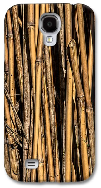 Abstracted Galaxy S4 Cases - Pick-Up Sticks Galaxy S4 Case by Odd Jeppesen
