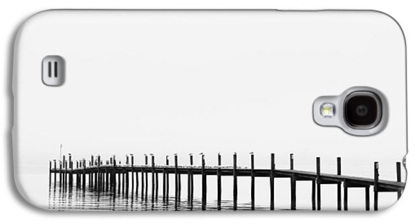 Pier Galaxy S4 Case by Skip Nall