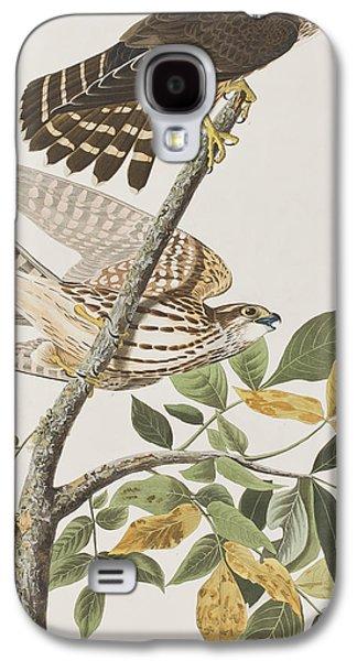 Pigeon Hawk Galaxy S4 Case by John James Audubon