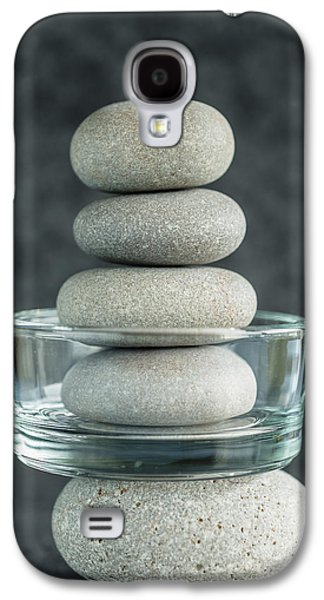 Pile Of Pebbles IIi Galaxy S4 Case by Marco Oliveira