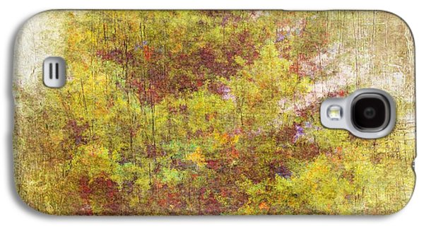 Pinaceae Galaxy S4 Case by Brett Pfister