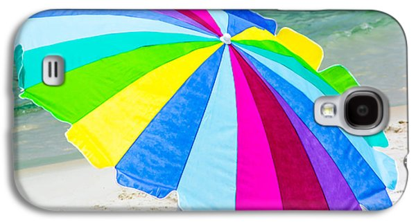 Splashy Photographs Galaxy S4 Cases - Pinwheel Colors Galaxy S4 Case by Shelby  Young