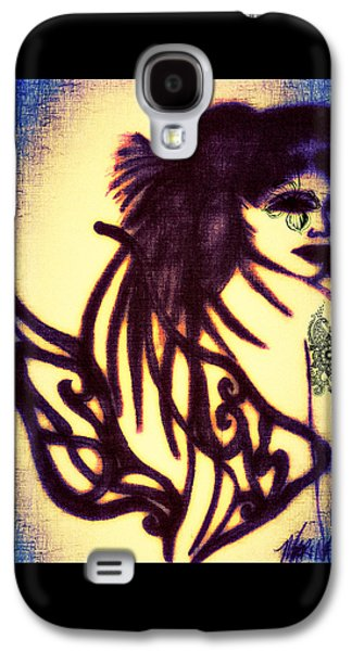 Pixie Galaxy S4 Case by M Images Fine Art Photography and Artwork