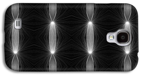 Plankton And Crankton Dance Galaxy S4 Case by Catherine Lott