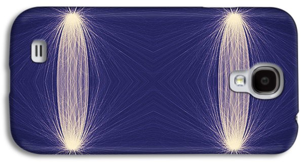 Plankton And Crankton Dance To The Blues Galaxy S4 Case by Catherine Lott