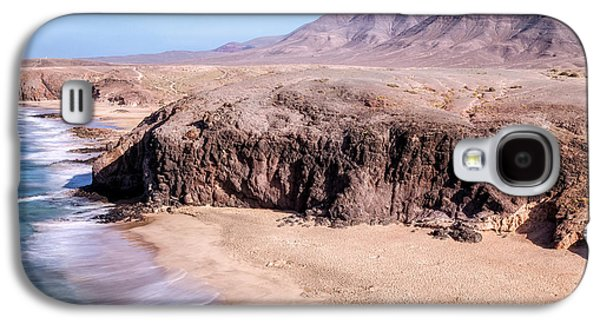 Playa Del Pozo - Lanzarote Galaxy S4 Case by Joana Kruse
