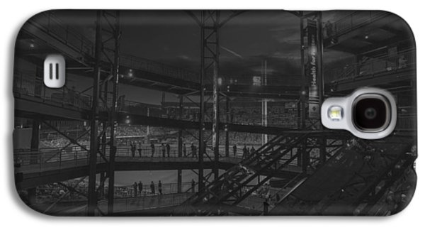 Pnc Park Pittsburgh Pirates  Galaxy S4 Case by David Haskett