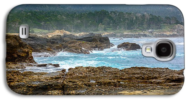 Whalers Cove Galaxy S4 Cases - Point Lobos State Natural Reserve Galaxy S4 Case by Cristi Canepa