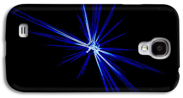 Abstract Digital Galaxy S4 Cases - Point Of View Galaxy S4 Case by Kathy Bucari