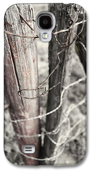 Points And Posts Galaxy S4 Case by Caitlyn  Grasso