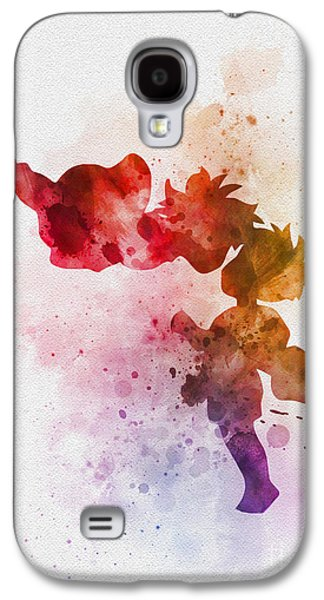 Animation Galaxy S4 Cases - Ponyo Galaxy S4 Case by Rebecca Jenkins