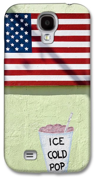 2009 Galaxy S4 Cases - Pop Sign, 2009 Galaxy S4 Case by Granger
