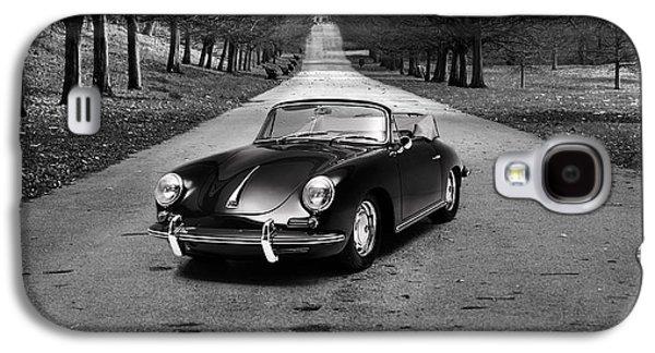 Recently Sold -  - Transportation Photographs Galaxy S4 Cases - Porsche 356 1965 Galaxy S4 Case by Mark Rogan