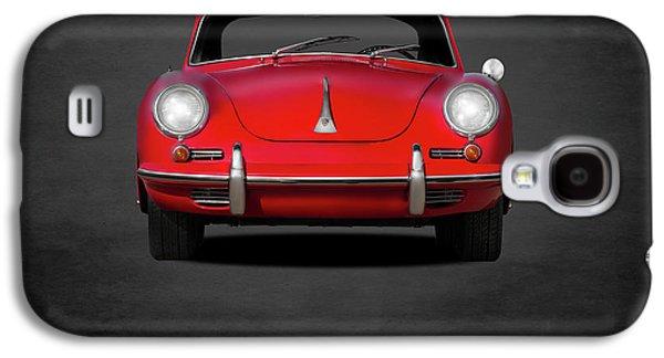 Porsche 356 Galaxy S4 Case by Mark Rogan