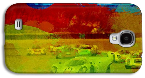 Concept Photographs Galaxy S4 Cases - Porsche 917 Racing Galaxy S4 Case by Naxart Studio