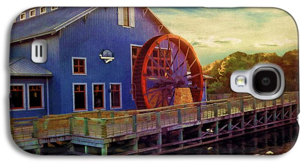 Orleans Photographs Galaxy S4 Cases - Port Orleans Riverside Galaxy S4 Case by Lourry Legarde