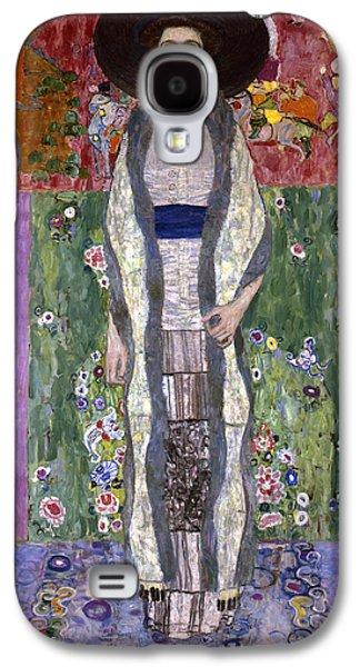 Portrait Of Adele Bloch-bauer II Galaxy S4 Case by Gustav Klimt