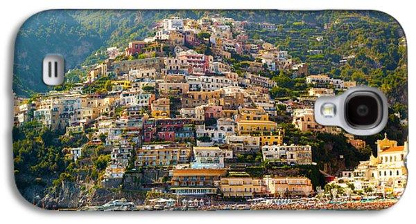 Positano  Galaxy S4 Case by Francesco Riccardo  Iacomino