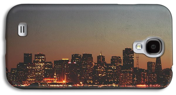 San Francisco Bay Galaxy S4 Cases - Possibilities Galaxy S4 Case by Laurie Search