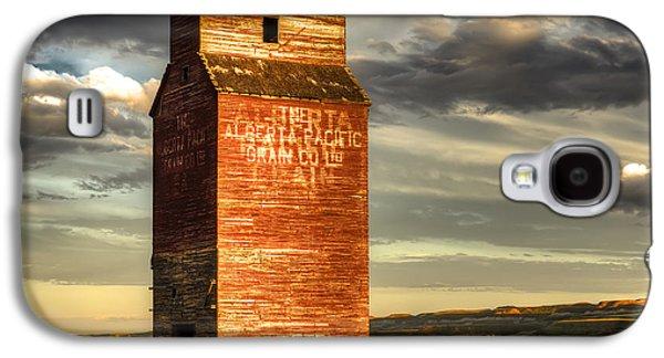 Chromatic Galaxy S4 Cases - Prairie Sentinel Galaxy S4 Case by Wayne Sherriff