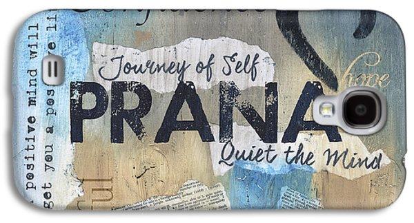 Prana Galaxy S4 Case by Debbie DeWitt