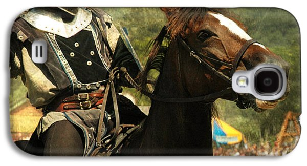 Knight Photographs Galaxy S4 Cases - Prepare the Joust Galaxy S4 Case by Paul Ward