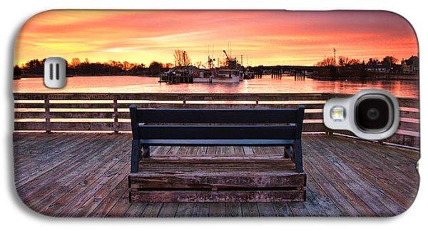 Prescott Pier Galaxy S4 Case by Eric Gendron