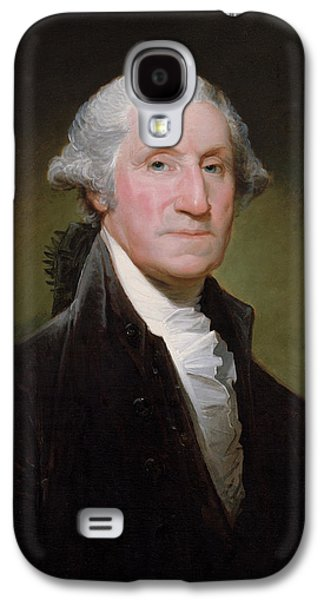 President George Washington Galaxy S4 Case by War Is Hell Store