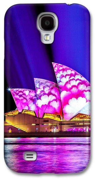 Jewels Galaxy S4 Cases - Pretty In Pink Galaxy S4 Case by Az Jackson