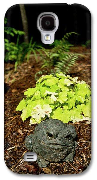 Dismay Galaxy S4 Cases - Private Garden Go Away Galaxy S4 Case by Douglas Barnett