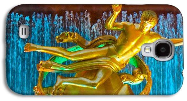 Prometheus Sculpture Galaxy S4 Case by Art Spectrum