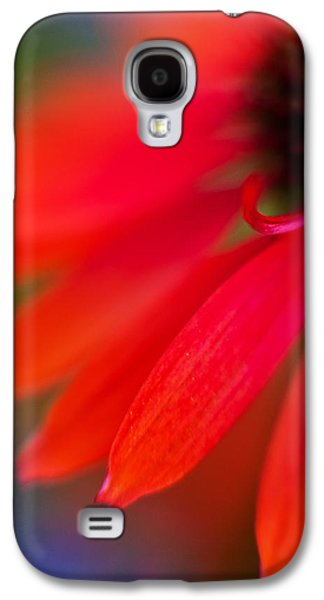 Nature Abstracts Galaxy S4 Cases - Psychedlia Galaxy S4 Case by Mike Reid