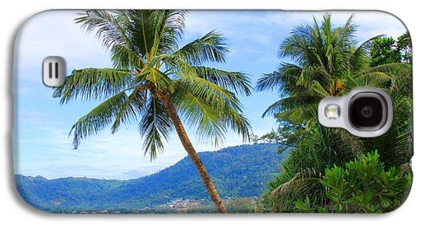 Phuket Patong Beach Galaxy S4 Case by Mark Ashkenazi