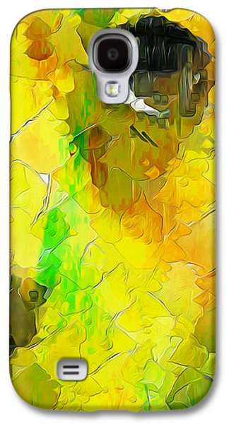 Puppy Eye In The Colors Galaxy S4 Case by Stefano Senise