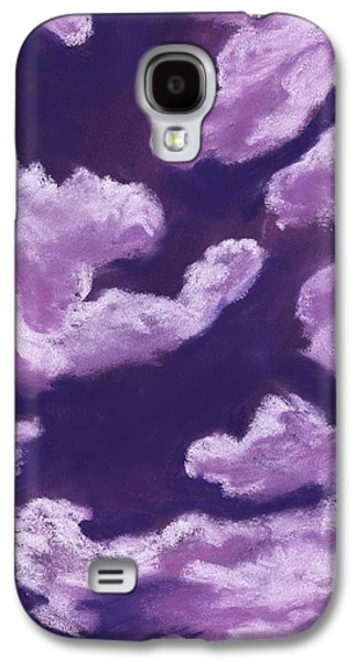 Purple Dream - Sky And Clouds Collection Galaxy S4 Case by Anastasiya Malakhova