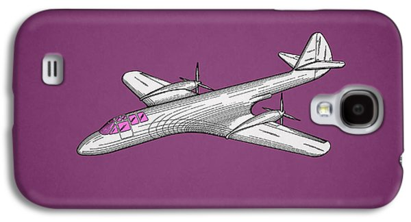 Transportation Photographs Galaxy S4 Cases - Pursuit Airplane Patent 1942 Galaxy S4 Case by Mark Rogan