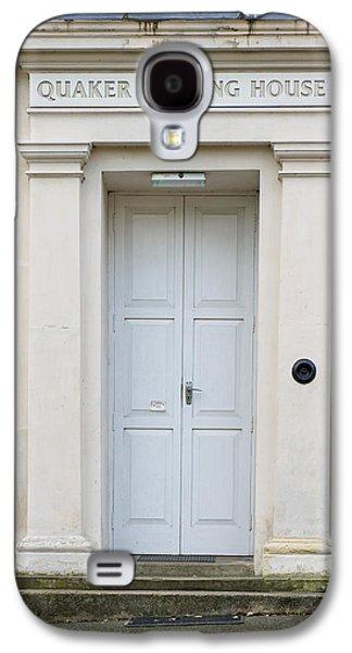 Quaker Meeting House Galaxy S4 Case by Tom Gowanlock