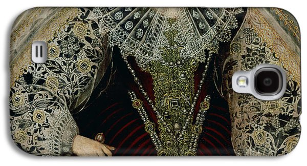 Queen Elizabeth I Galaxy S4 Case by John the Younger Bettes