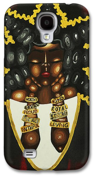 Queenisms Galaxy S4 Case by Aliya Michelle