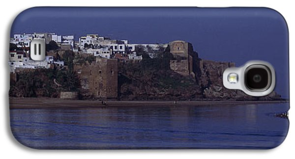 Rabat Photographs Galaxy S4 Cases - Rabat Kasbah Des Oudaias Bouregreg River Morocco Galaxy S4 Case by Antonio Martinho