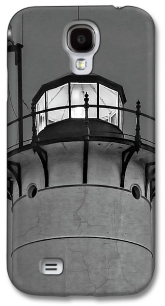 Race Point Lighthouse New England Bw Galaxy S4 Case by Susan Candelario