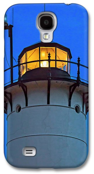 Race Point Lighthouse New England Galaxy S4 Case by Susan Candelario