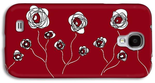Ranunculus Galaxy S4 Case by Frank Tschakert