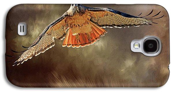 Raptor Galaxy S4 Case by Donna Kennedy