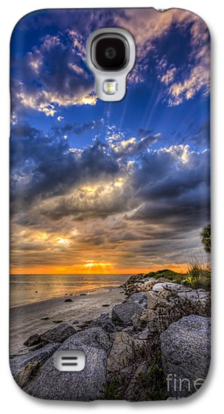 Raw Beauty Galaxy S4 Case by Marvin Spates