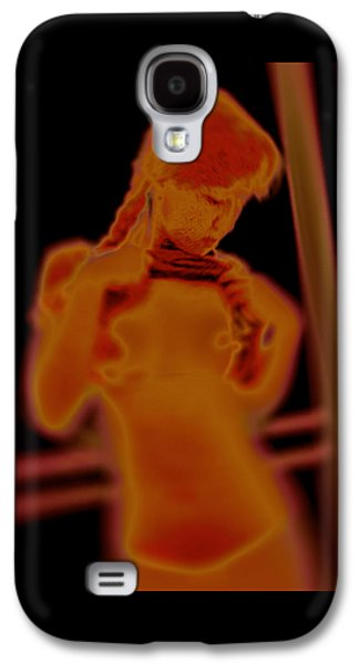 Person Galaxy S4 Cases - Re-disappearance Of Spirited Body 2010 Galaxy S4 Case by James Warren
