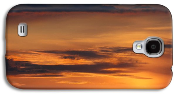 Clouds Digital Galaxy S4 Cases - Reach for the Sky 10 Galaxy S4 Case by Mike McGlothlen