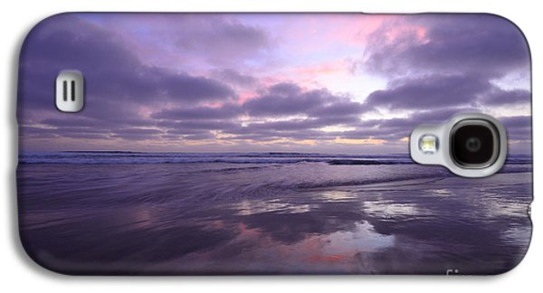 Landscape Acrylic Prints Galaxy S4 Cases - Cardiff Reflections    Galaxy S4 Case by John Tsumas