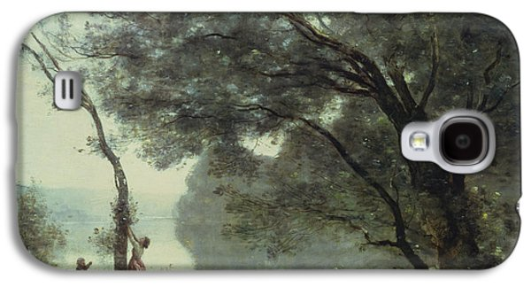 Recollections Of Mortefontaine Galaxy S4 Case by Jean Baptiste Corot